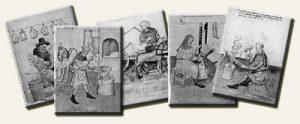 Berufe im Mittelalter